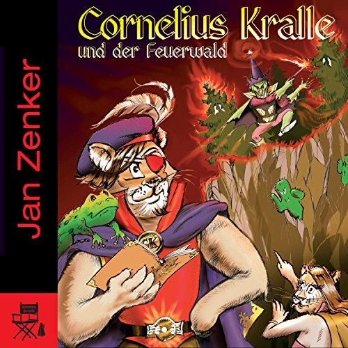 Cornelius Kralle und der Feuerwald Titelbild
