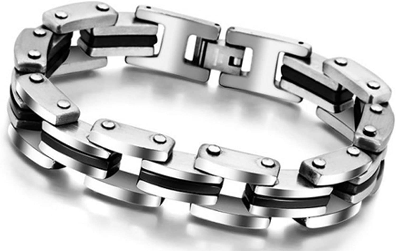 SaySure SaySure SaySure - Punk 213m Length Bracelets For Men B0173CT4KE  Verrückter Preis 93c59e