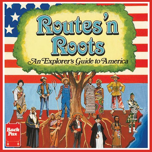 Routes 'n Roots audiobook cover art
