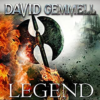 Legend     Drenai, Book 1              By:                                                                                                                                 David Gemmell                               Narrated by:                                                                                                                                 Sean Barrett                      Length: 13 hrs and 13 mins     988 ratings     Overall 4.8