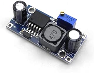 ug land india lm2596 dc-dc buck converter step down module power supply- Multi color