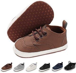 BENHERO بچه ها پسران دختران آکسفورد کفش نرم تنها PU موزاییک کودک نو پا نوزادان اول Walkers کابین لباس کفش کفش کتانی