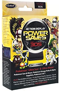 Datel Action Replay Powersaves, Nintendo 3DS - accesorios de juegos de pc (Nintendo 3DS)