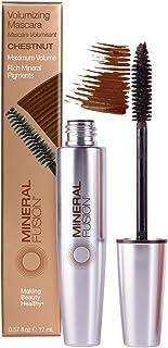 Mineral Fusion Volumizing Mascara, Chesnut.57 Ounce