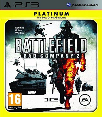 Battlefield : Bad company 2 - platinum [Importación francesa]