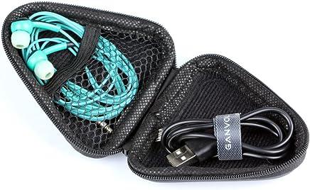 Ganvol Custodia Protettiva Organizzatore per Scheda di Memoria SDHC SD Micro SD MicroSDHC/unità Flash/USB C Adattatore/Batteria Non-Ricaricabile/Cuffie/Micro USB Cavi/chiavetta USB - Confronta prezzi