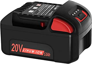Waspt BL2022 20V 5.0 Ah Lithium-Ion Battery Replacement for All IQV20 Series Power Tools