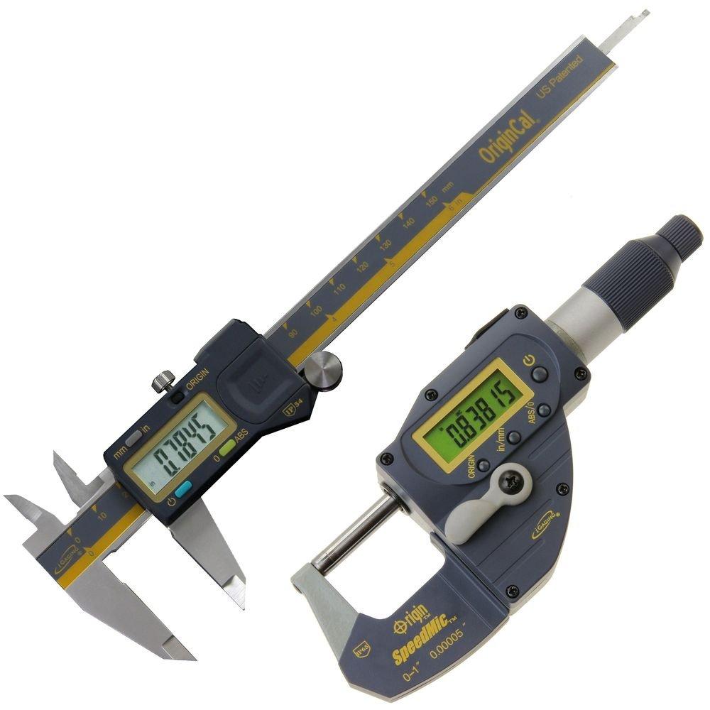 iGaging Snap Micrometer Absolute Fashion Origin Speed OFFer Caliper