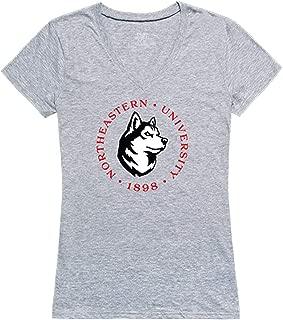 Northeastern University NCAA Women's Seal Tee t Shirt
