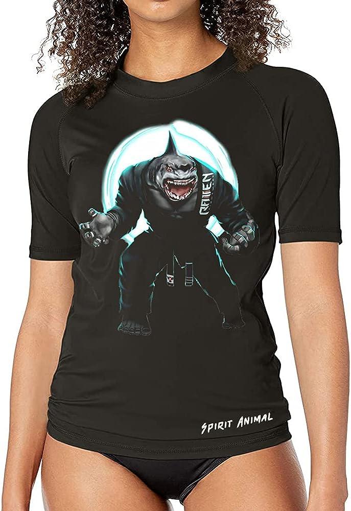 CHOO Women's Spirits Animal Short Sleeve At the price Wicking Fort Worth Mall T-Shirtà Sports