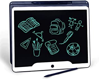 15 inch LCD Writing Tablet, Jonzoo Office Electronic Blackboard Digital Memo Notepad Handwriting Tablet, Erasable Writing ...