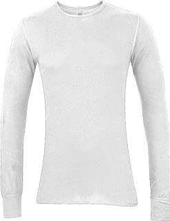 American Apparel Unisex Baby Thermal Long Sleeve Tshirt t407