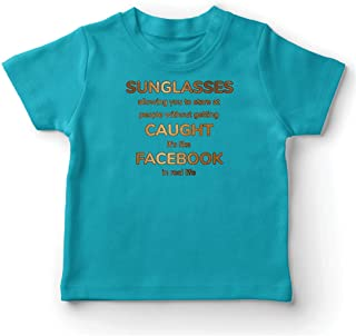 lepni.me Kids T-Shirt Funny Facebook Quote for Social Media in Real Life