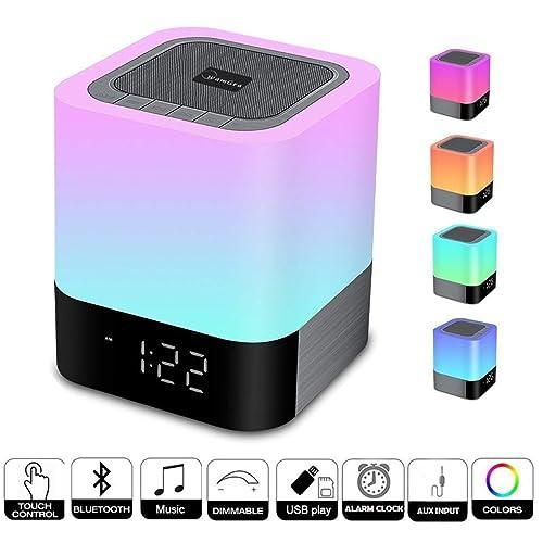 Bedroom Speakers Bluetooth Amazon Com