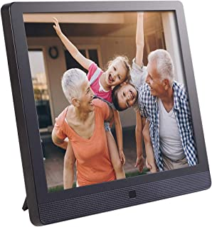 Pix-Star 15 Inch Wi-Fi Cloud Digital Photo Frame FotoConnect XD with Email, Online..