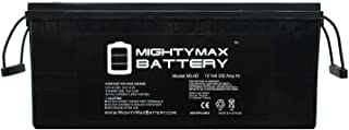 Agm Deep Cycle Battery 12v