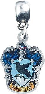 Ufficialmente autorizzato Harry Potter argento placcato fascino Slider Ravenclaw Crest