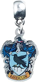 Pendentif slider charm Harry Potter emblèmes Serdaigle 1,7x2,4cm bijou