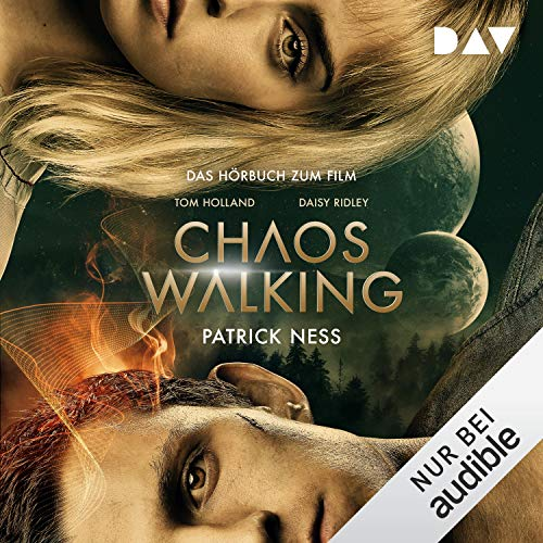 Chaos Walking. Das Hörbuch zum Film Audiobook By Patrick Ness cover art