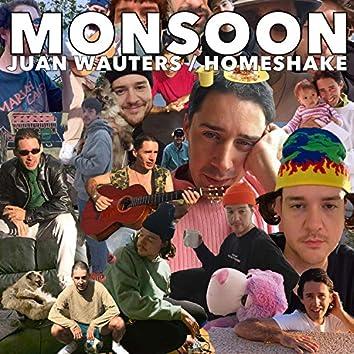 Monsoon (with Homeshake)