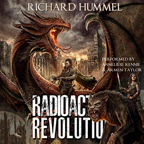 Couverture de Radioactive Revolution