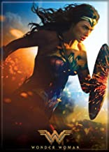 Ata-Boy Wonder Woman Movie Shield and Sparks 2.5