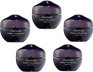 Shiseido Future Solution LX Total Regenerating Night Cream Travel Size 6ml. (pack of 5=30ml.)