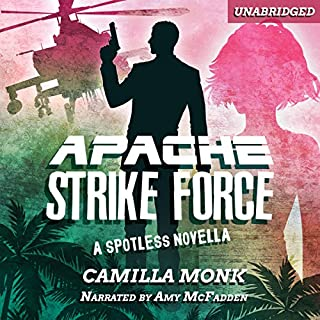 Apache Strike Force cover art