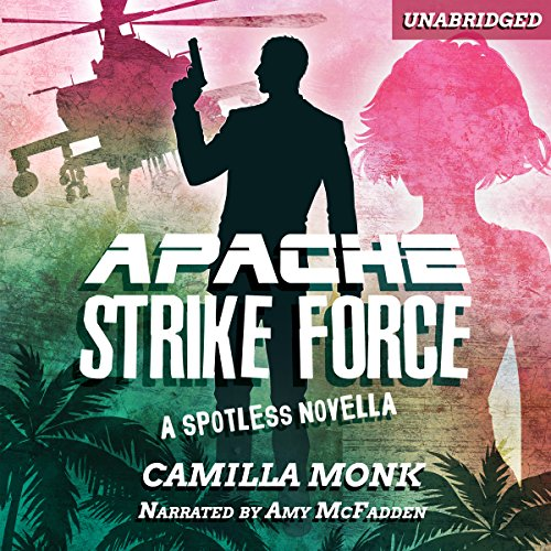 Apache Strike Force audiobook cover art