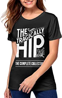 Woman's The Tragically Hip Nice Tee Shirt