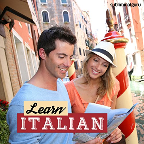 Learn Italian cover art