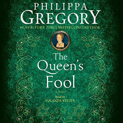 The Queen's Fool audiobook cover art