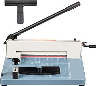 VEVOR Massicot A3 A4 A5 Coupe Papier 500 Feuilles Épaisseur 3,5 cm Guillotine Papier Largeur de Coupe 42 cm Massicot Cisai...