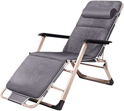WGXX Silla Plegable Sillones Reclinables Reclinables Sun ...