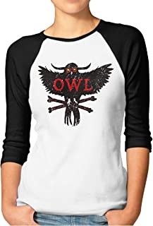Girls Raglan/Sleeves Jersey Tee Shirt Black MiiyarHome Womens Long Sleeve Baseball T-Shirts Vegan Thanksgiving