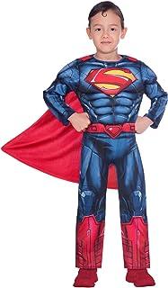 Disfraz de superman clásico para nino (edad 4-6 años