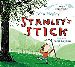 Stanley's Stick book.