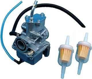Tuzliufi Replace Carburetor Carb Yamaha Moto 4 YFM 80 Moto-4 YFM80 Badger Raptor Grizzly 50 80 Champ 100 YFM80G YFM80GH Hunter Edition YFM80R YFM80W 1985 – 2001 2002 2003 2004 2005 2006 2007 2008 Z97