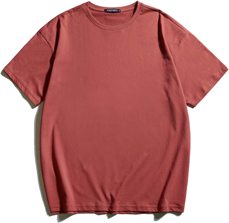 Ufehaho Mens Big & Tall Short Sleeve T-Shirt Casual Moisture Wicking Breathable