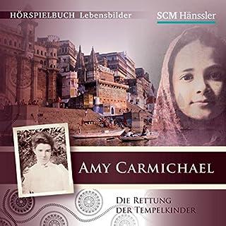 Amy Carmichael: Die Rettung der Tempelkinder Titelbild