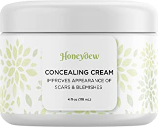 Scar Cream for Face and Body Care - Hydrating Scar Fade Cream for Face Care with Nourishing Cocoa and Shea Butter Emollien...