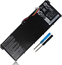 AC14B8K Laptop Battery Compatible with Acer Chromebook 11 13 15 CB3-111 CB5-571 CB3-531 CB5-311 C810 C910 Aspire V3-371 V3-111 ES1-111 ES1-512 ES1-711 ES1-531 E3-112 V5-122 V5-132 R7-372T 4ICP5/57/80