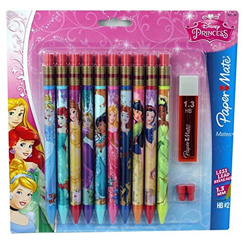 PaperMate Disney Princess Mechanical Pencils
