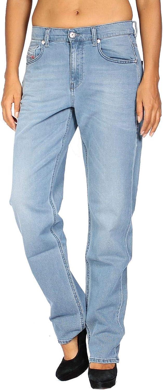 Diesel  Women's Jeans Kameron 673Z  Relaxed Boyfriend