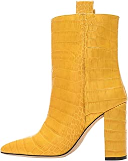 KemeKiss Women Fashion Ankle Boots Autumn High Top Shoes