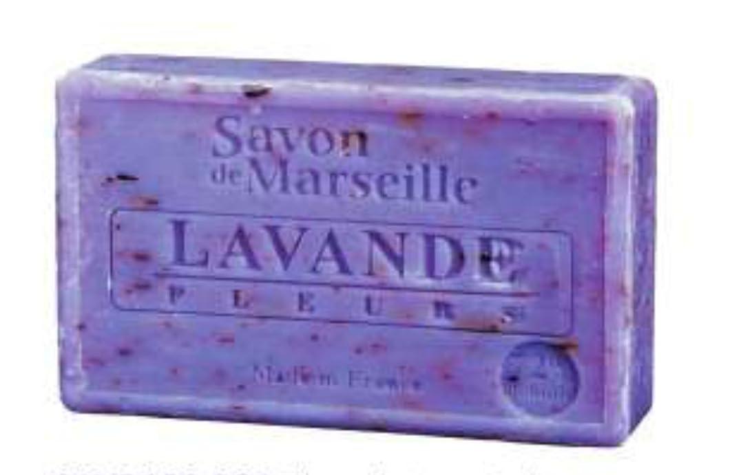 動くクレアバンガローPlantes&Parfums [プランツ&パルファム] シアバターソープ100g ラベンダーフラワー