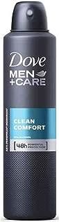 Dove Men Clean Comfort Anti-Perspirant Deodorant 250ml/150g