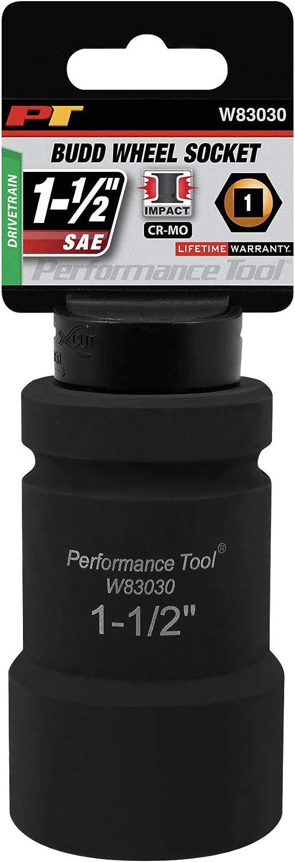 Performance Tool W83033 1 DR Budd Wheel Socket 33MM