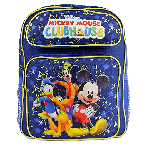 14' Mickey Mouse Clubhouse Stars Backpack