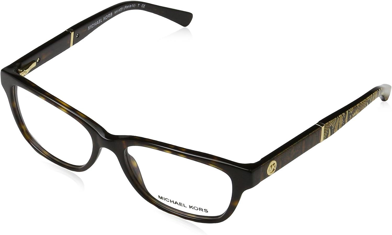 Michael Kors RANIA IV MK4031 Frames Mail order sale Tortoise Eyeglass 3180-Dk